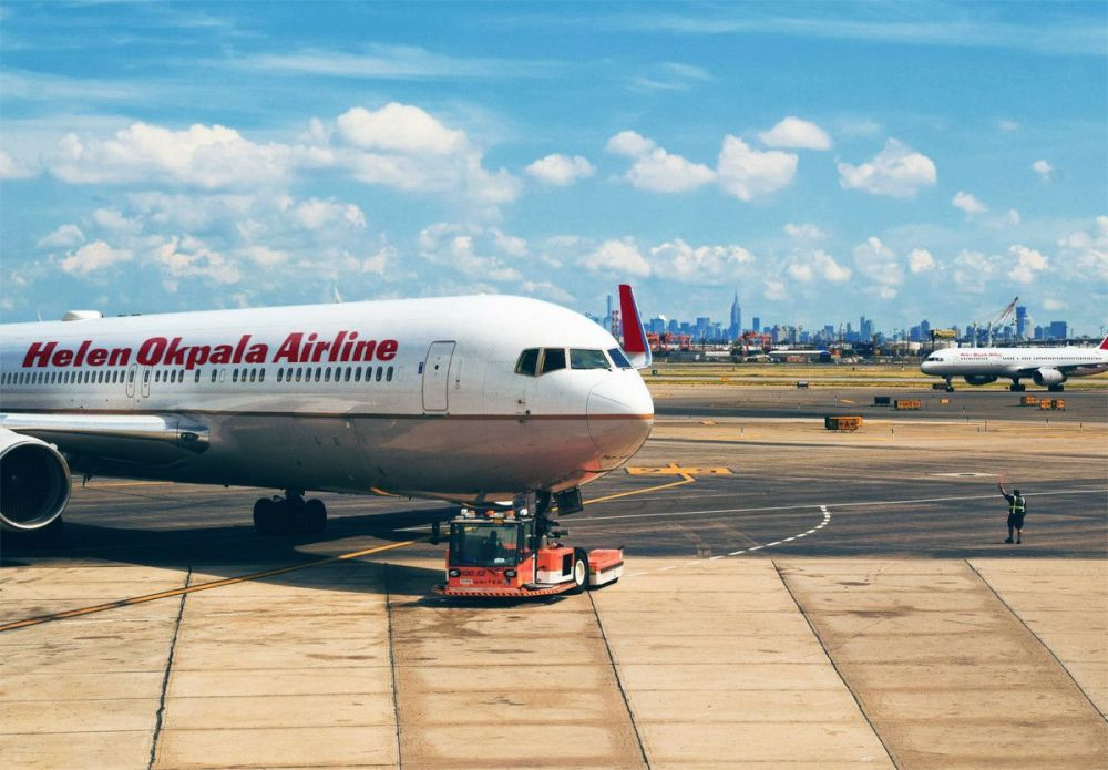 helen okpala airline